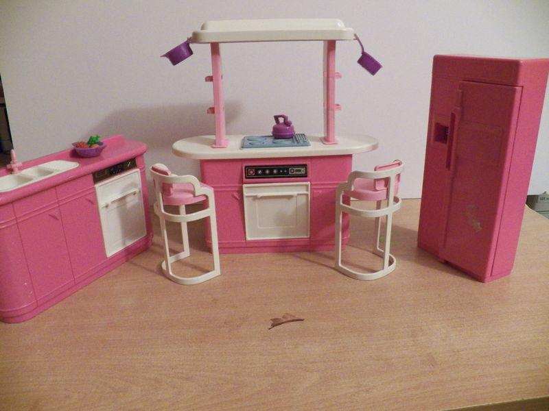 meuble de cuisine barbie cuisine barbie des annees 1990 photo de le diver mobilier