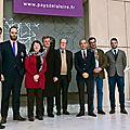 Jean messiha en route pour la vendée a rencontré les élus fn-rbm du conseil régional pdl