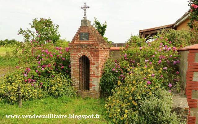18 avril 2015 : La Vendée Militaire à Valanjou (49)