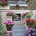 Maisons fleuries ( concours)