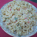 Salade de macaroni