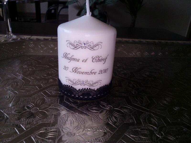 Bougies Pour L'Aïd - Mes Petites Bougies