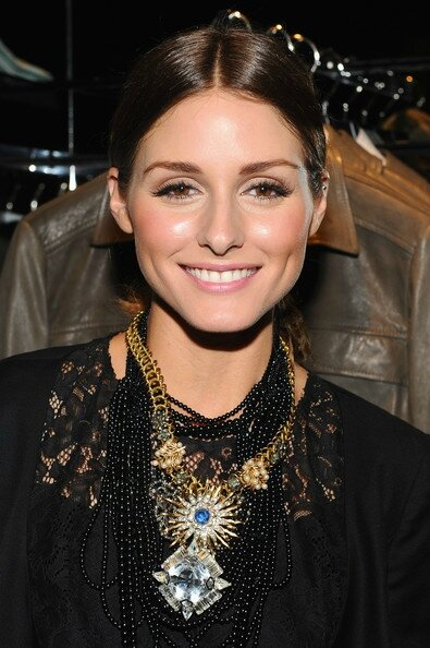 Olivia+Palermo+Necklace+Gemstone