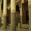 Palais Méknes
