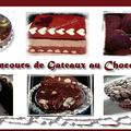 Ma participation au concours gateaux au chocolat du blog ma cabane aux délices