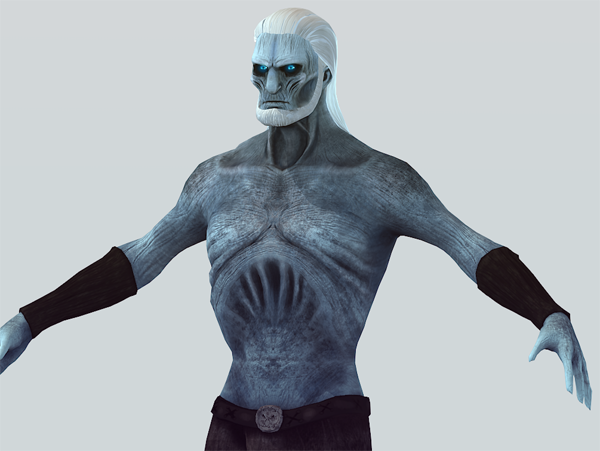 whitewalker3d