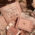 Happy easter 1835 pouch