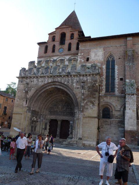 Moissac ancien couvent du carmel syluc - Mise a la porte du couvent ...