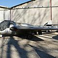 Musée Aéronautique d'Orange: Switzerland - Air Force: De Havilland Vampire FB6 (DH-100): J-1183: MSN 692.