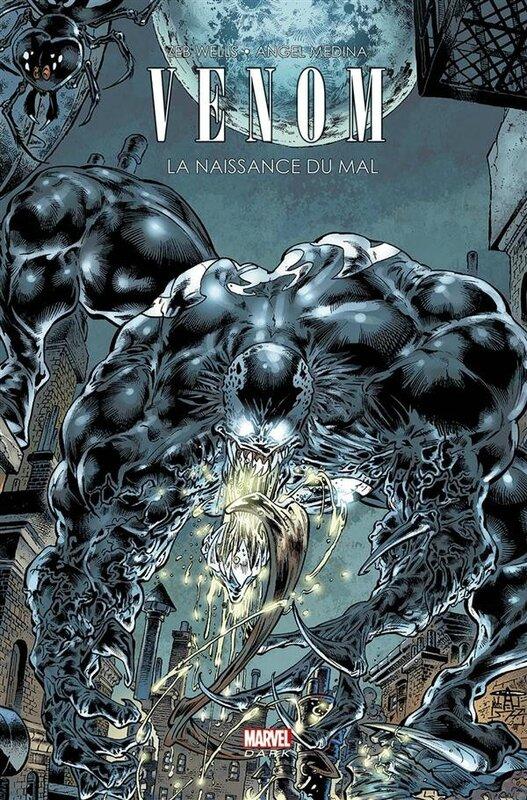 marvel dark venom la naissance du mal
