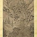 Wen zhengming (chinese, 1470 - 1559), discourse in green shade, 1470-1559, ming dynasty (1368-1644)