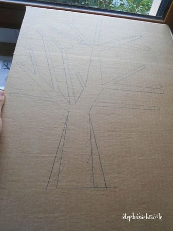 arbre bijou diy 2