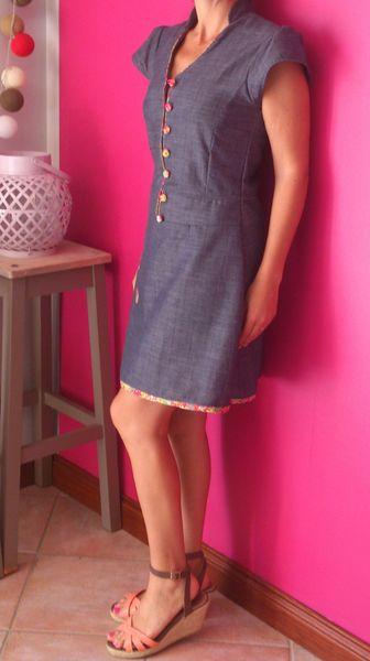robe claire 4