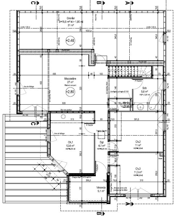 plan d taill etage photo de plans d taill s la