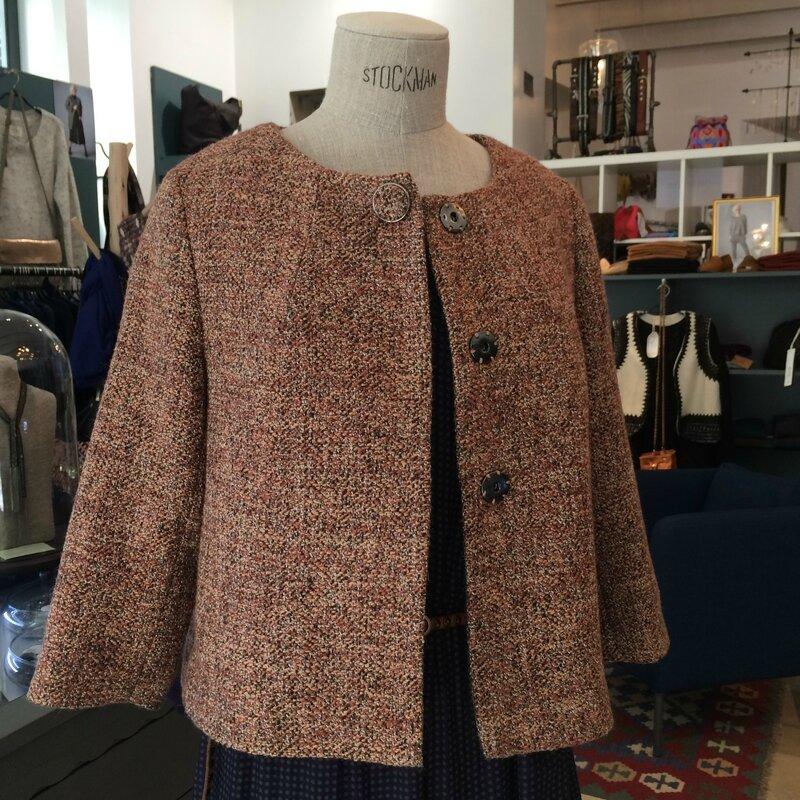 Robe Ivanna PETITE MENDIGOTE veste GAZEL sac BIBA ah 1617 Boutique Avant Après 29 rue Foch 34000 Montpellier (4)