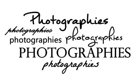 photographies