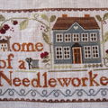 Home of a needleworker LHN