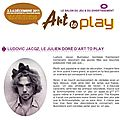 Art to play, et julien doré ('nawak)
