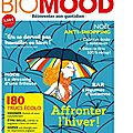 Coup de cur pour le nouveau magazine Biomood