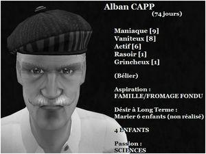 Alban CAPP