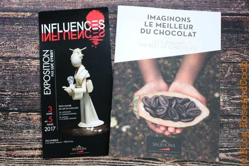 Influences Valrhona