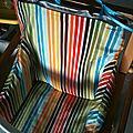 housse chaise haute