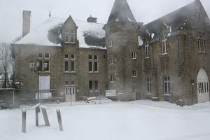 Avranches neige tribunal