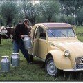Citron 2 CV (1948-1990)