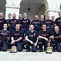 Pompiers de bessans - weekend de pentecôte