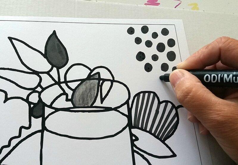 254_Noir et blanc_Du graphisme avec Matisse (8)