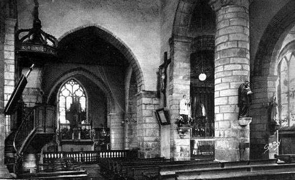 Notre Dame de la Tronchaye