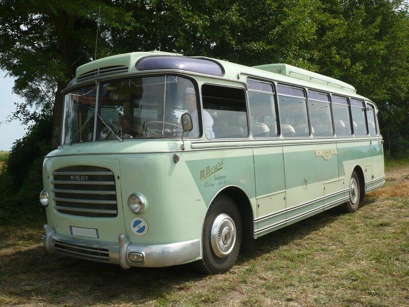 BERLIET PLB 8B carrosserie Gangloff 1956 Ohnenheim (1)