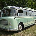 Berliet plb 8b carrosserie gangloff 1956