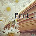 Book jar # 1 : juillet 2016