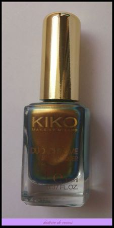 kiko duochrome oil 3
