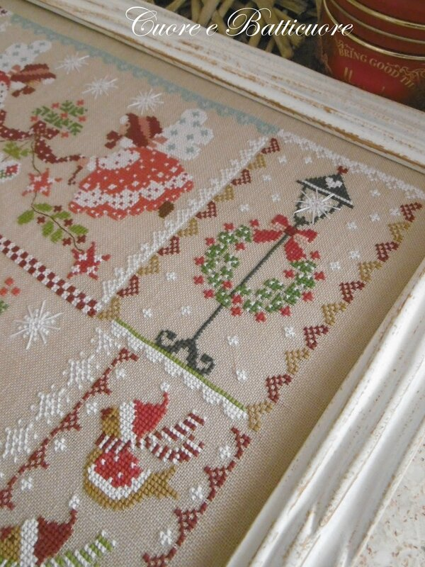 christmas in quilt 2