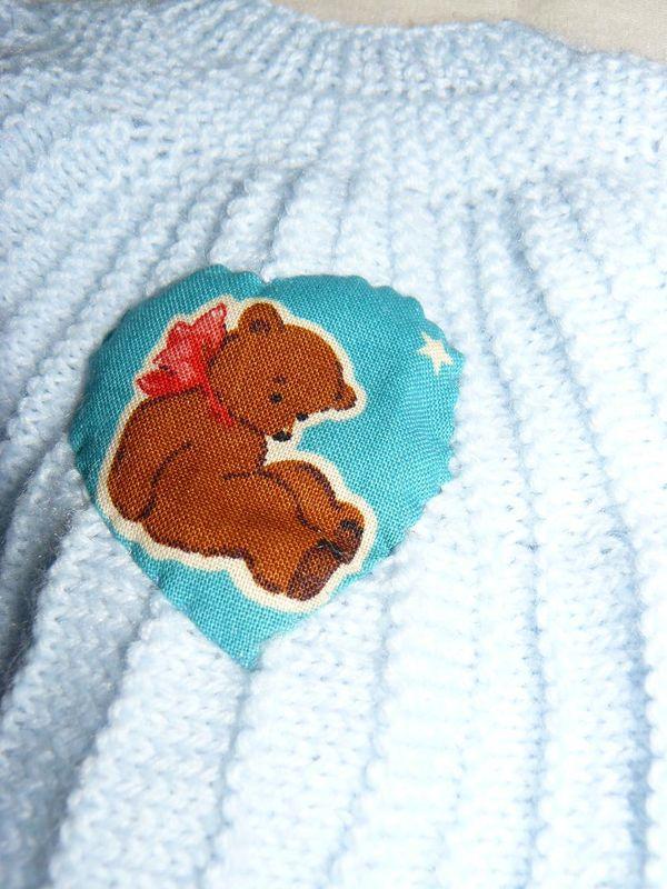 Tricot coeur pour tricotez coeur avec mes 10 doigts for Dans nos coeurs 53