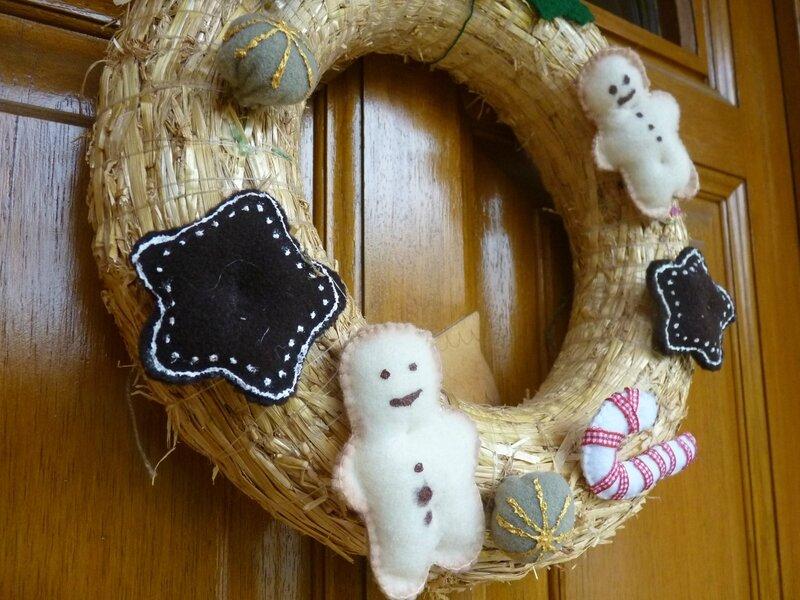 Couronne de Noël (2)