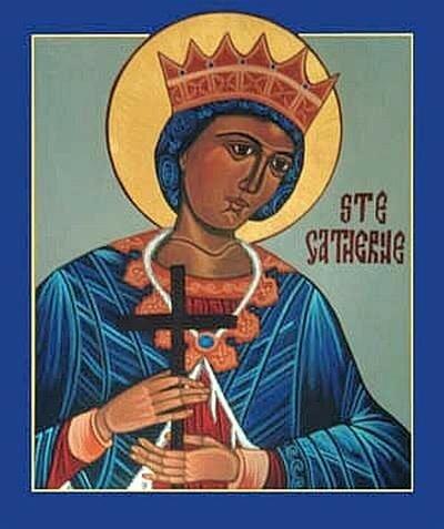 Sainte Catherine d'Alexandrie 3