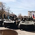 Une unité de l'armée ukrainienne passe du côté de la résistance populaire du donbass