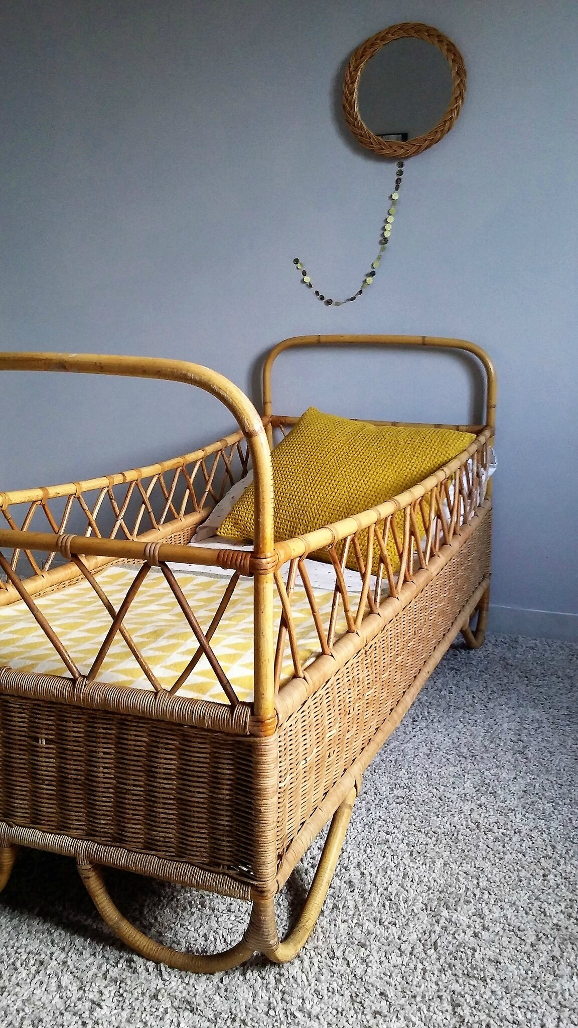 tete de lit osier rotin tte de lit naugatuck with tete de lit osier rotin simple tete de lit. Black Bedroom Furniture Sets. Home Design Ideas