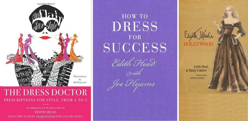 LIVRES DE EDITH HEAD