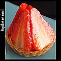 Tartelettes a la fraise