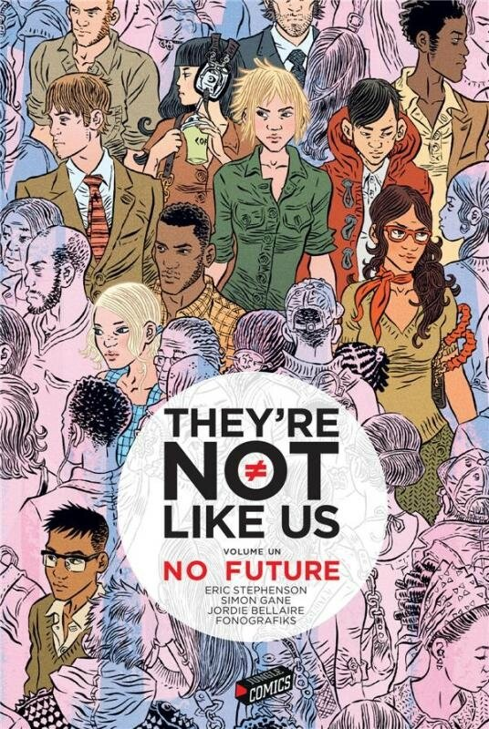 jungle they're not like us 01 no future