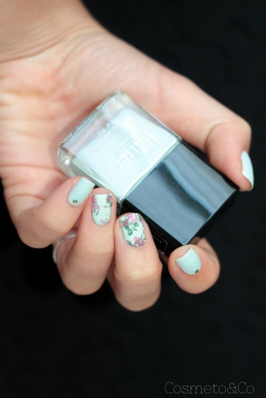 nail art skittlette fleur vintage strass multichrome bornpretty waterdecal-8