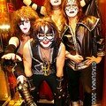DYNASTY - Great French KISS Tribute Band (Photos Session)