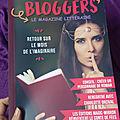 Bloggers' : le magazine littéraire (1)