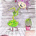 Des cochenilles farineuses