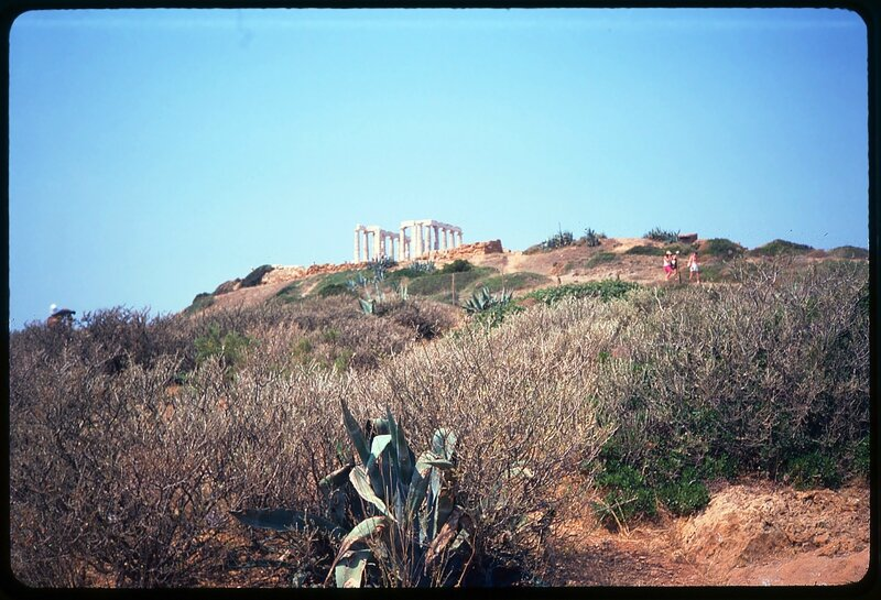 Paygae desertique grece SOUNION