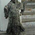Gardien du temple